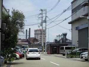 川手前の西成.JPG